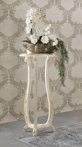 Diamante Art. 832, Soporte de flores lacado