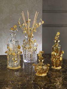 Perfume Bottles and Home Fragances Bottles, Frascos elegantes para perfumes y fragancias caseras.