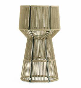 Cricket fioriera, Plantador de la fibra sintética y de aluminio, para aplicaciones externas