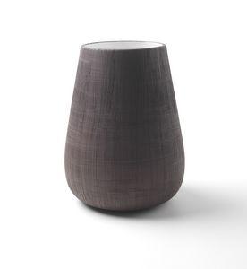 La lun jarrón, Florero de cerámica decorativa