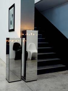 Malou c 401 infinity, Columna portavelas espejo
