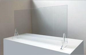 Clearvirus BA/100, Barrera de protecci�n de vidrio