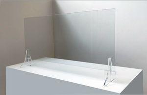 Clearvirus BA/80, Divisores de cristal transparente
