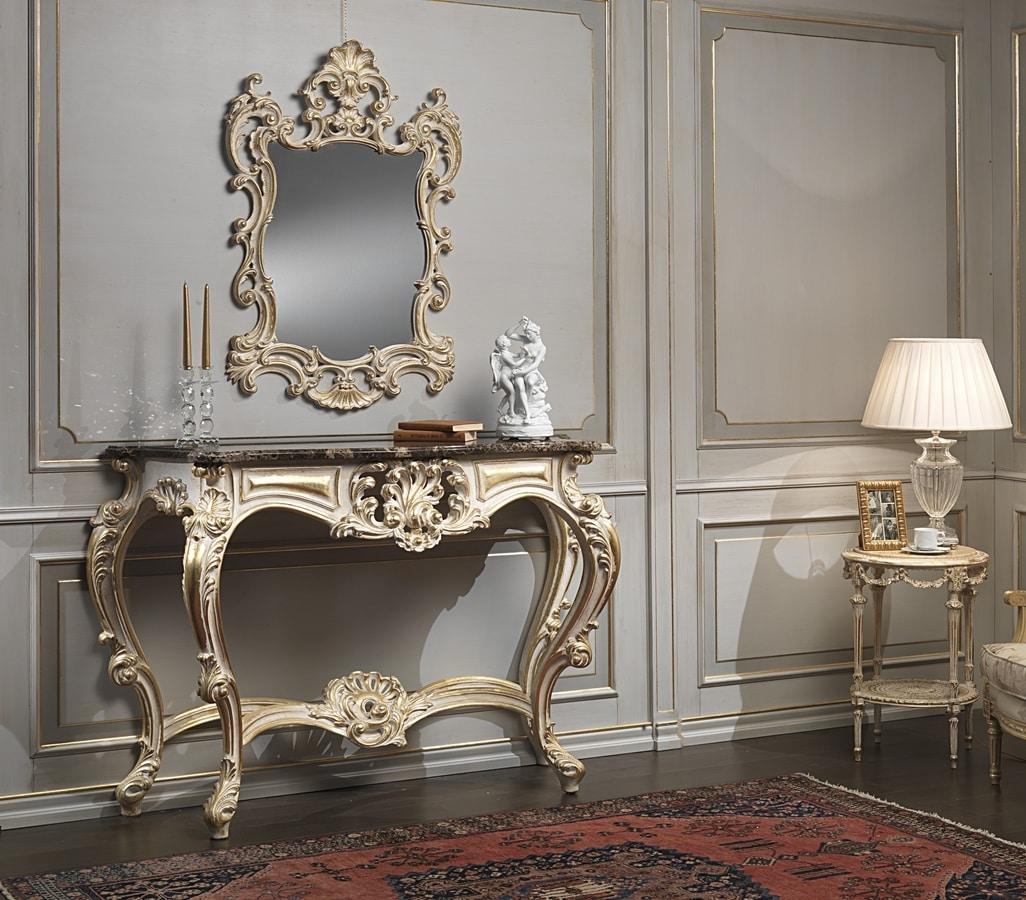 Art. 990, Muebles de entrada de lujo clásico, para halles de hotel