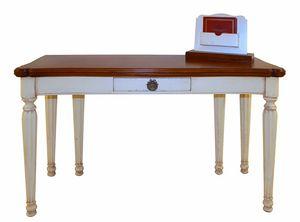 Avignon VS.5557, Consola extensible en madera de nogal, para las entradas del hotel