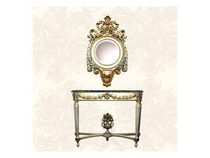 Console art. 208, Consolle fo comedores y salas de estar, estilo Luis XVI