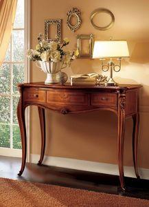 Elite mesa consola, Consola de madera ideales para entornos de lujo clásicos