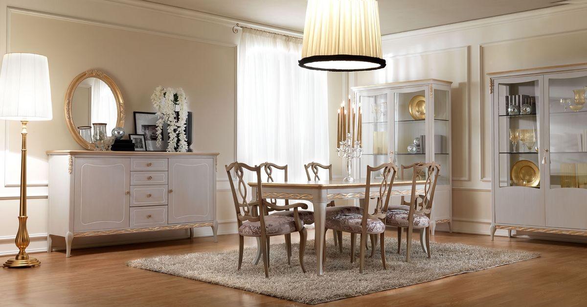 Aparador en madera decorado, estilo clásico contemporáneo, para el ...
