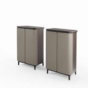 Manda armario, Armario adaptable con estantes y cajones