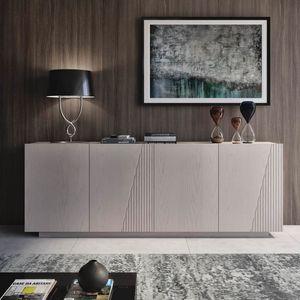 Nova NOVA1335TC, Aparador para salas de estar modernas y refinadas