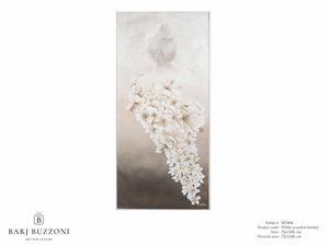 The scent of woman – MT 494, Cuadro moderno efecto bajo relieve