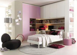 Comp. 203, Dormitorio, confort y optimización del espacio