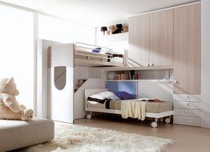 Doimo Cityline Srl, Loft habitaziones