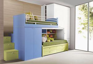 Comp. 406, Sala modular para niños