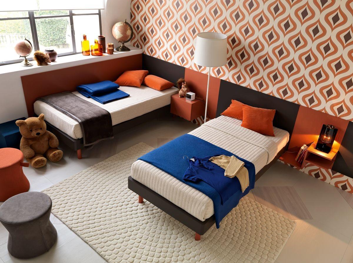 Muebles de dormitorio completo para los niños, con cama de ...