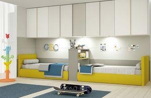 Cool comp.10, Habitación doble, con mucho espacio de juego gratis