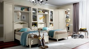 Camelgroup Srl, Dormitorios