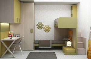 Warm comp.17, Muebles de dormitorio para niños