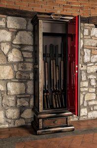 Art. 602, Armario grande para los rifles, municiones y armas