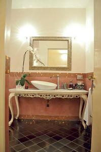 Art. 2015-B Sharon, Muebles clásicos baño, encimera de mármol