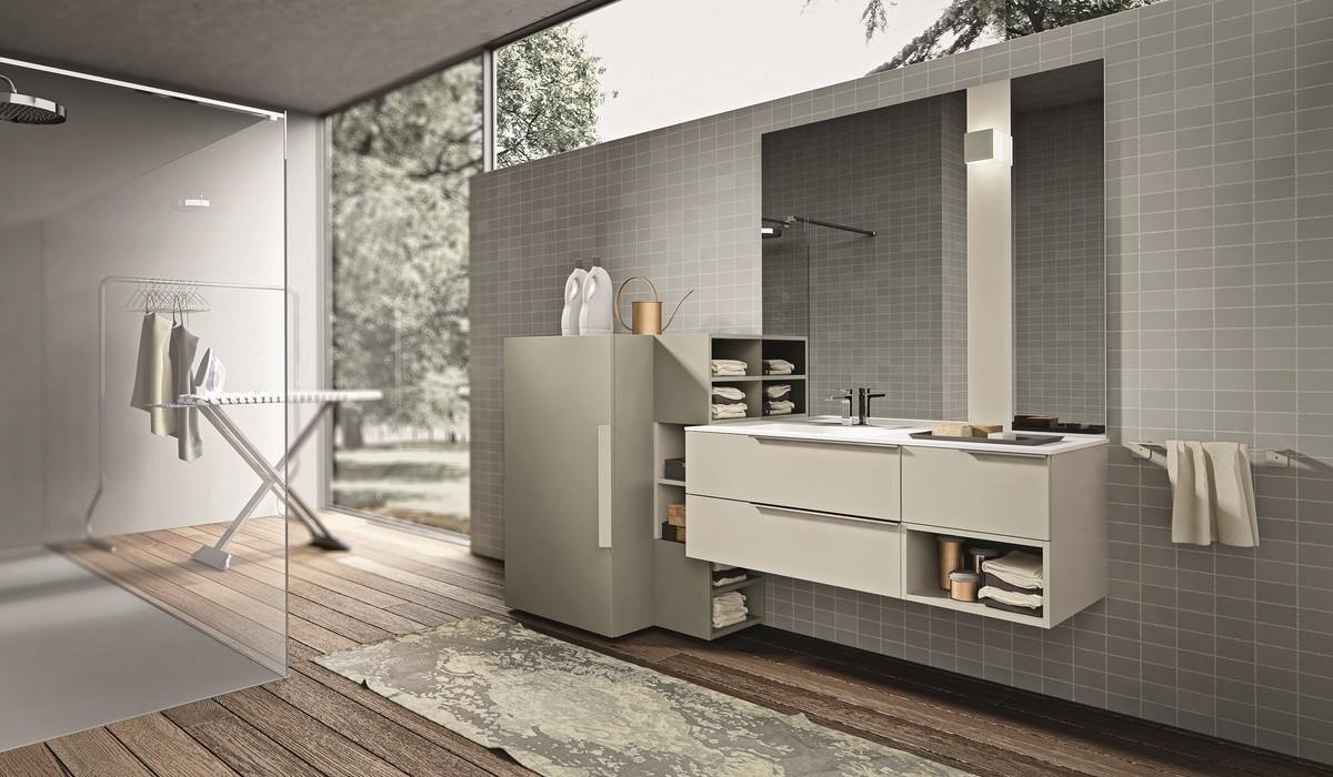 Mueble lavadora bao gallery of ltimo de mueble para for Mueble lavadora cocina