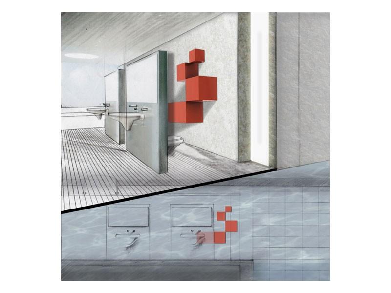 Trealcubo comp.04, Sistema modular para muebles