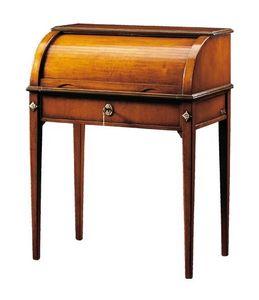 Andrea FA.0041, Mesa de rodillos con un cajón, en estilo Luis XVI
