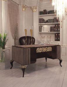 Art. 103, Escritorio ejecutivo de oficinas, estilo clásico de lujo