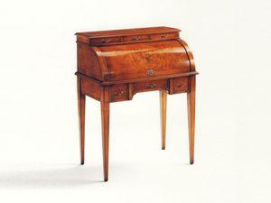 Blake, Escritorio de madera, para la oficina clásico de lujo