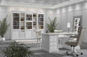 Fenice Escritorio, Escritorio lacado, para oficinas de prestigio