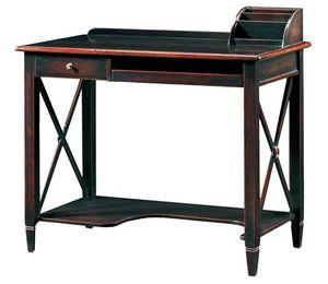 Ilario FA.0037, PC de escritorio soporte, accesorios hechos a mano, de estilo antiguo