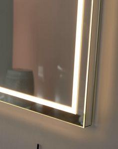 Nuxe E300, Espejo con marco iluminado por LED