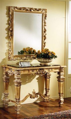 3100 ESPEJO, Espejo tallado de hoteles de lujo