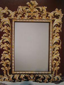Art. 101G, Espejo con marco, el lujo clásico, estilo '700 Toscana