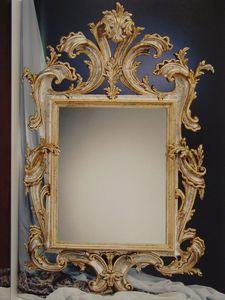 Art. 102, Espejo tradicional para el hogar, estilo '800 Francés