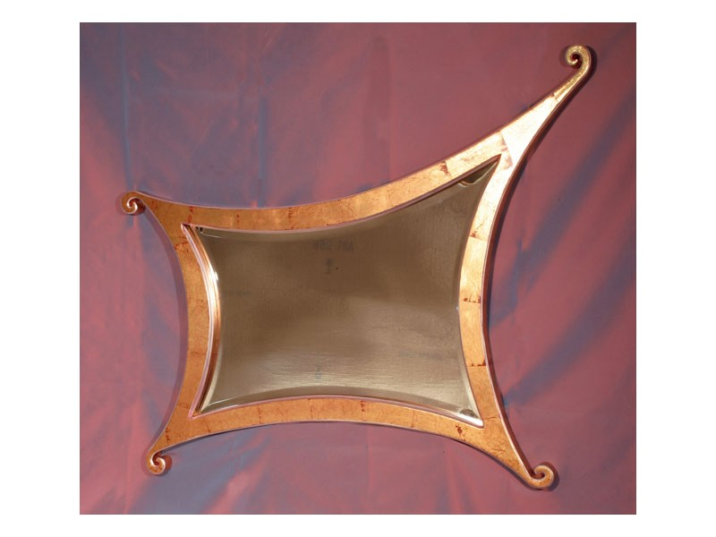 Art.2147 Visionnaire, Espejo clásico de lujo, forma original, para el pasillo