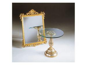 Art. 401, Espejo con acabado en pan de oro, antigüedad, de hotel