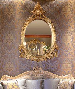 Art. 418, Espejo ovalado tallado