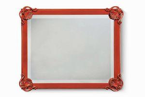 Art. 711, Espejo rectangular con adornos en las esquinas