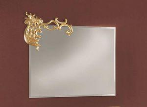 Art. 715, Espejo rectangular con detalle en una esquina