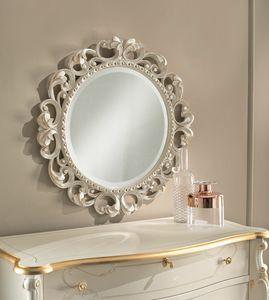 Art. 806, Espejo redondo tallado