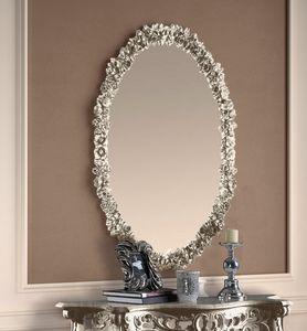 Art. 901, Espejo ovalado plateado