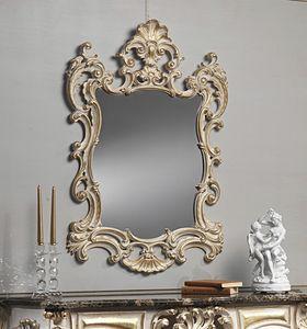 Art. 970/IN espejo, Lujoso espejo tallado