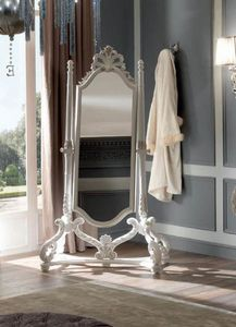Barocco Fiorentino Art. SPE/DOL105, Espejo floop barroco