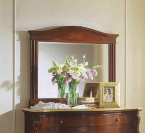 Canova espejo, Espejo rectangular clásico con vidrio molido