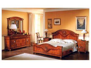 DUCALE DUCSPG / big mirror, Espejo para dormitorios con marco de madera