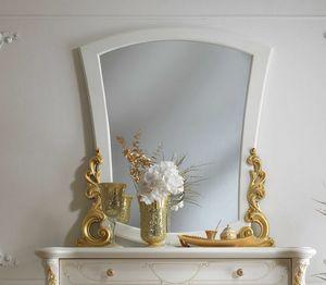 Fenice Art. 1311, Espejo con marco tallado