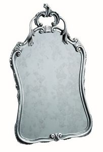 Flaminia FA.0153, Espejo barroco para salas de estar y comedores