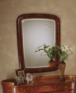 Flory espejo, Espejo rectangular clásico en Ash