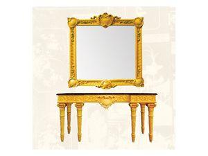 Frame art. 100, Marco hecho de madera de tilo, de estilo clásico